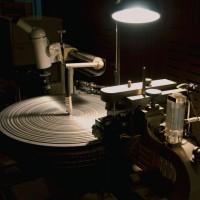 Neumann Record Lathe