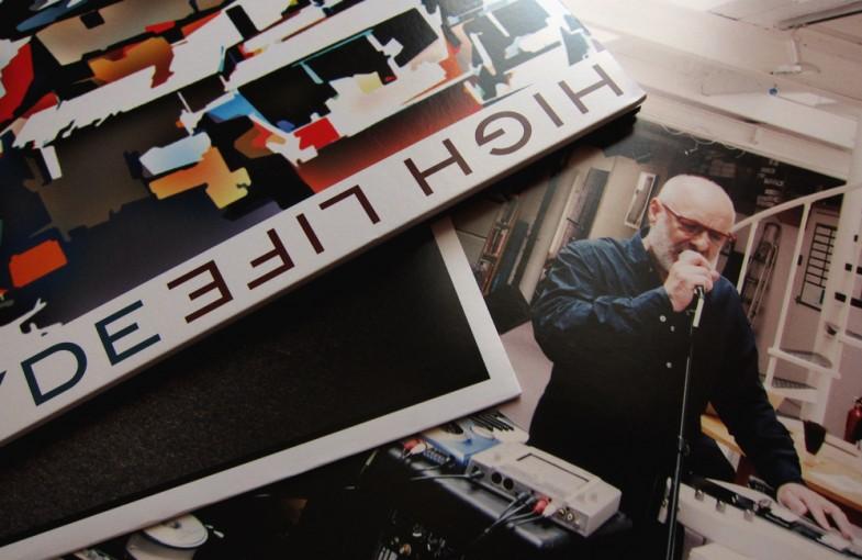 Eno + Hyde: High Life