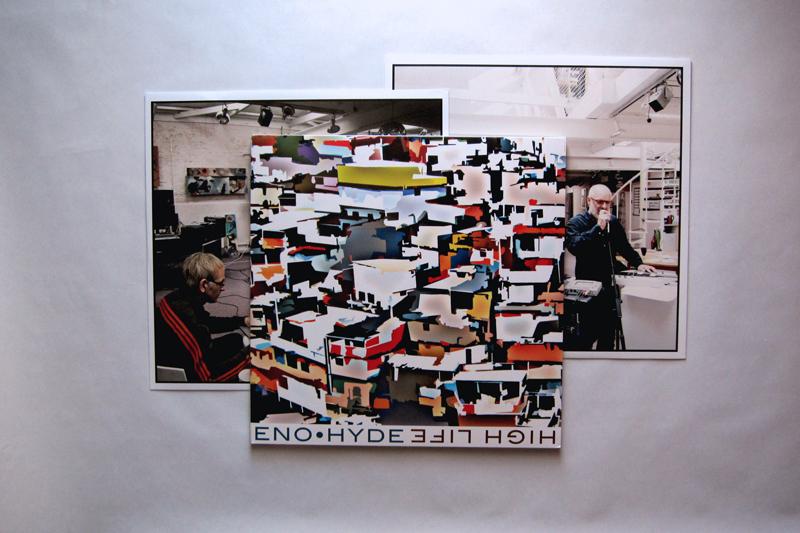 Eno + Hyde: High Life Detail