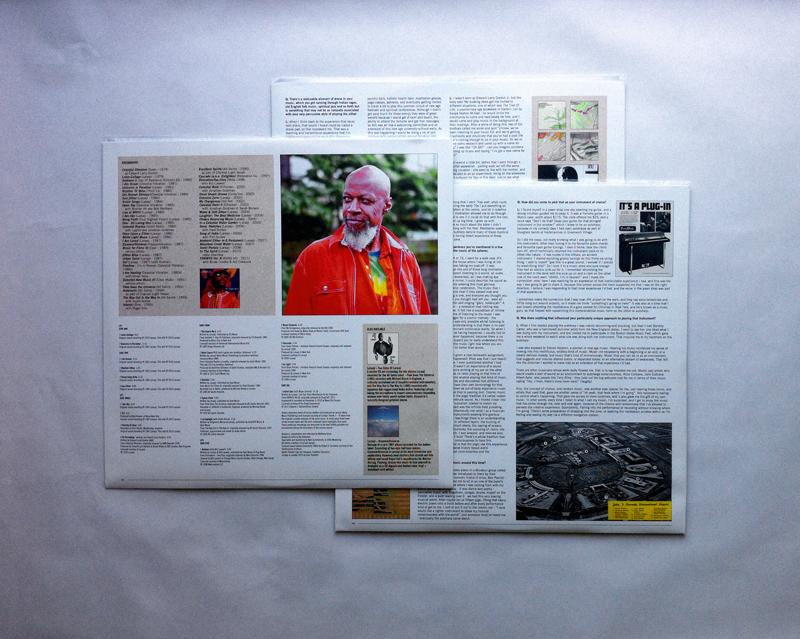 Laaraji: Celestial Music 1977-2011 Interior