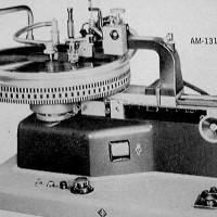 Neuman AM-131 Record Disc Recording Lathe