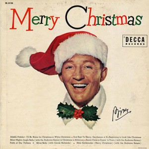 Bing Crosby: Merry Christmas - Decca Records, 1955