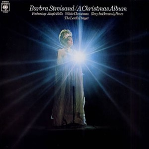 Barbra Streisand: A Christmas Album - Columbia Records, 1967