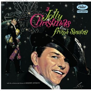 Frank Sinatra: A Jolly Christmas - Capital Records, 1957