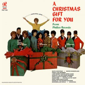 A Christmas Gift For You From Philles Records, 1963 - Produced by Phil Spector