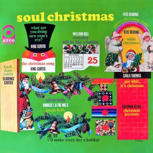 Soul Christmas - Atco Records, 1968