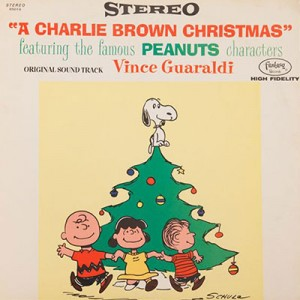 Vince Guaraldi Trio: A Charlie Brown Christmas - Fantasy Records, 1965
