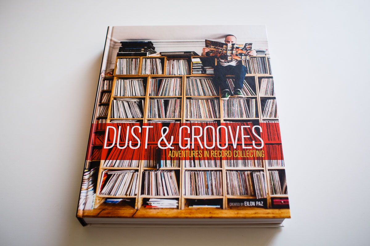 Dust & Grooves Cover