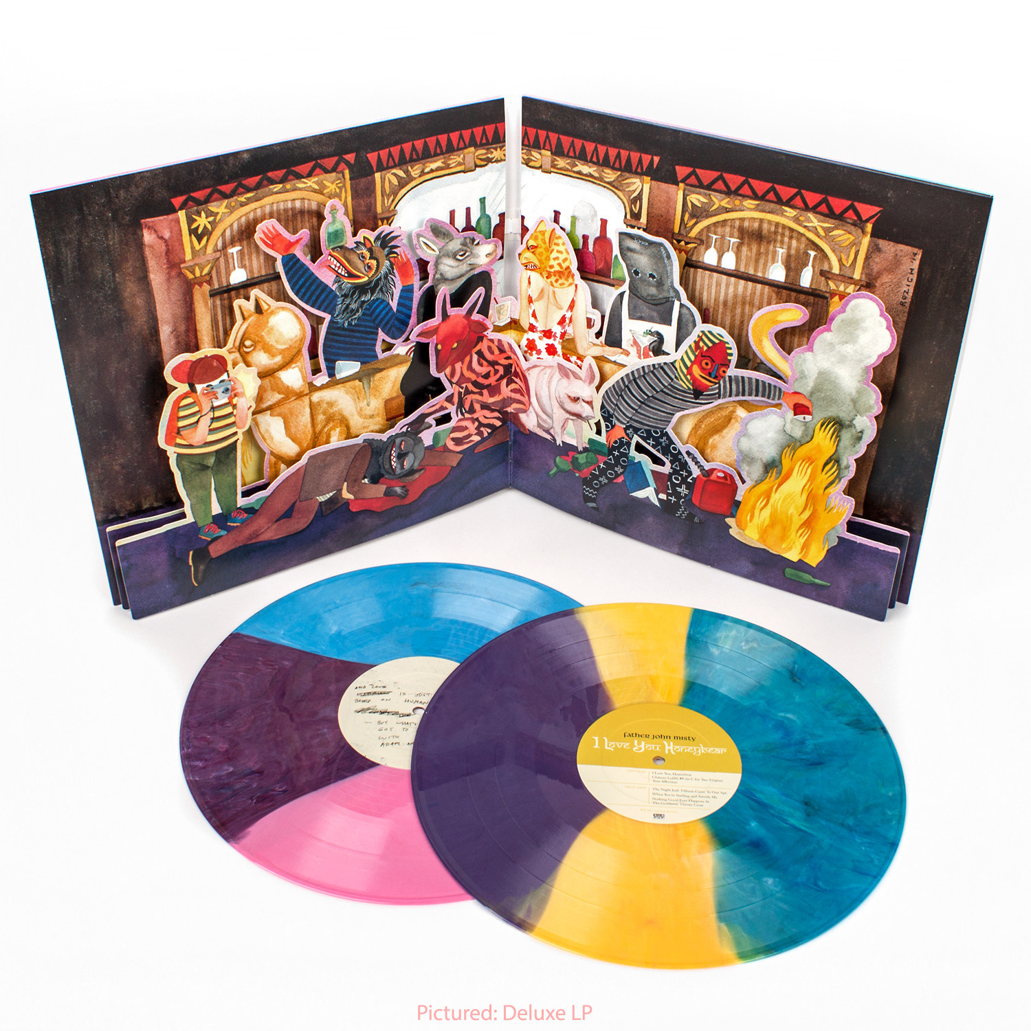 Father John Misty: I Love You, Honeybear Deluxe Edition