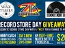 Private: Wax Times and Zia Records RSD Giveaway