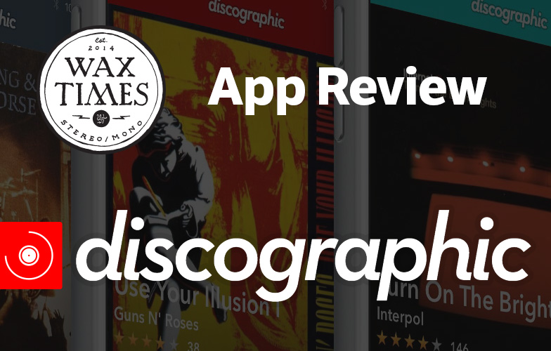 Discographic - A New Discogs App