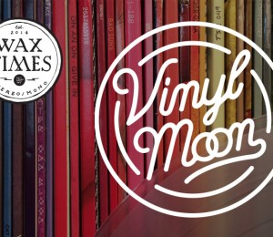 Get new music in your mailbox with Vinyl Moon