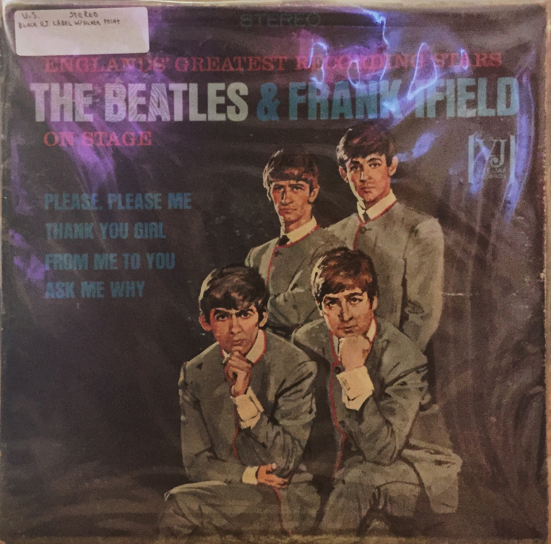 The Beatles & Frank Ifield