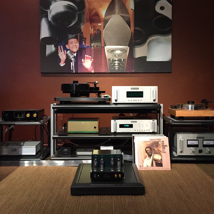 Arizona HiFi Listening Room