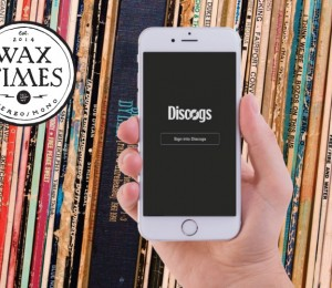 First look at the official Discogs app